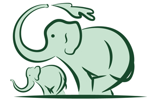 Logo Pattaya Elephant Sanctuary Thailand