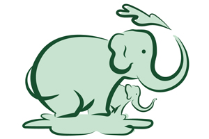 Elephant Mudbath Logo